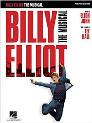 Billy Elliot Vocal Selections/Sheet Music