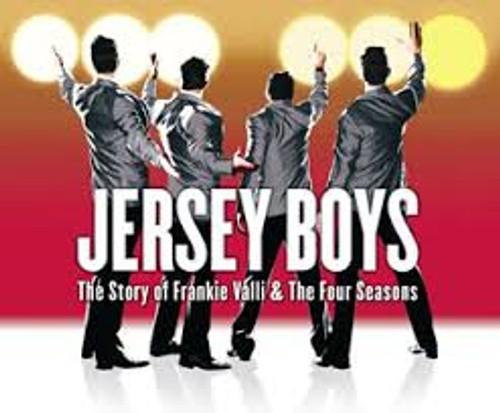 Jersey Boys Cast Recording CD