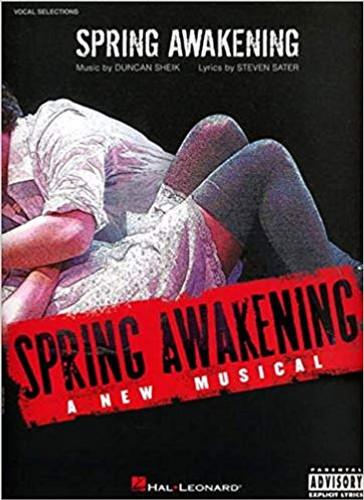 Spring Awakening Vocal Selections/Sheet Music