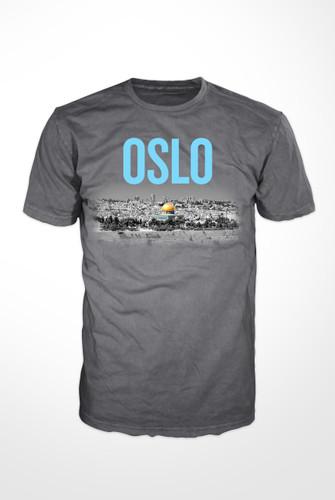 Oslo Poster Tee