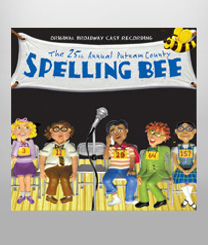 25th Annual...Bee Cast Recording CD