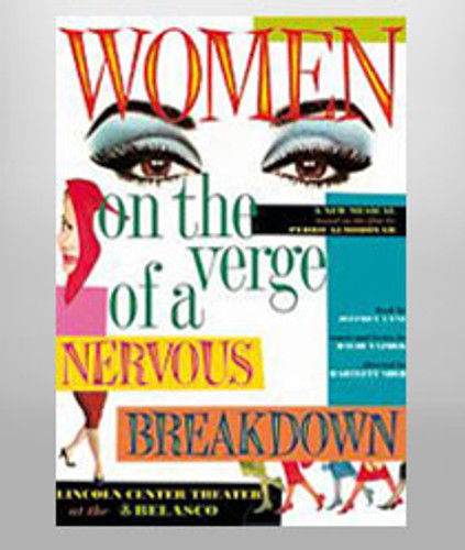 Women on the Verge...Poster