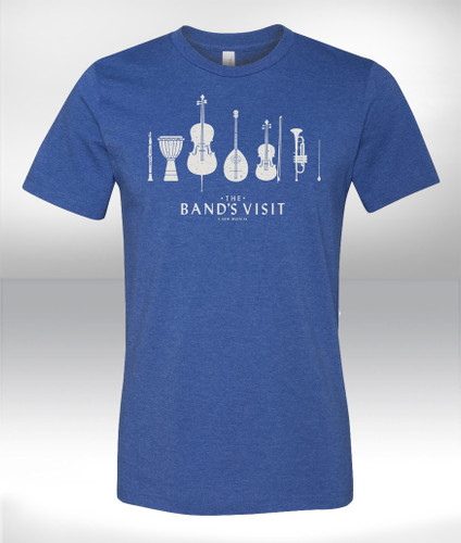 The Band's Visit Instrument Tee