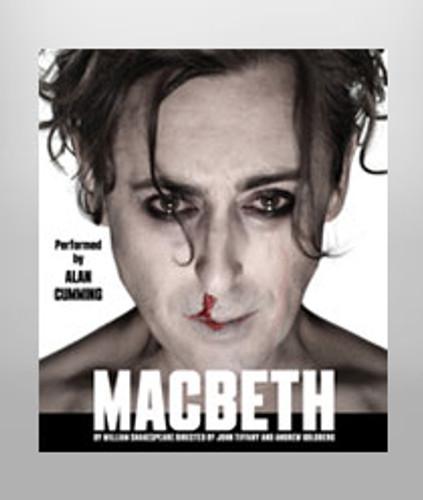 Alan Cumming Macbeth Audio Recording