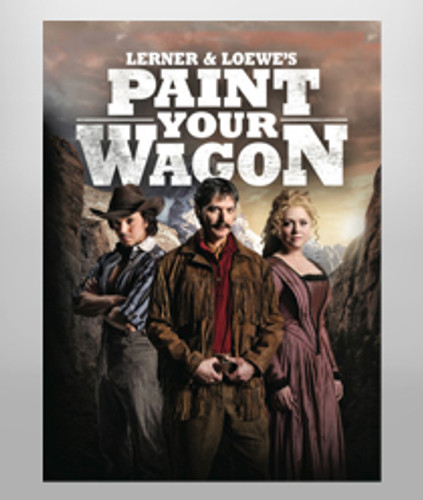 Paint Your Wagon Magnet
