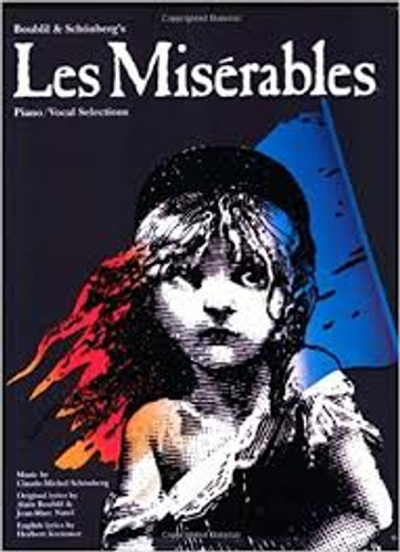 Les Miserables Vocal Selections/Sheet Music