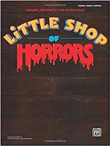 Little Shop of Horrors (Movie) Vocal Selections/Sheet Music - Mo