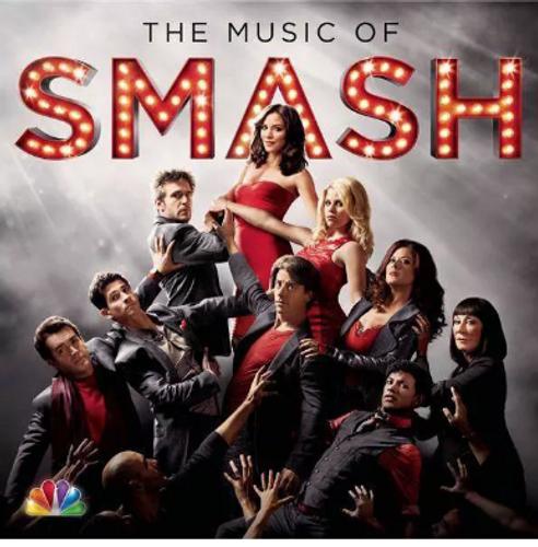 Smash Season 1 CD