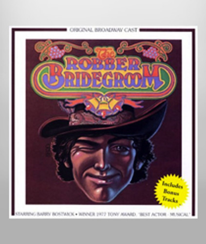 The Robber Bridegroom OBC CD