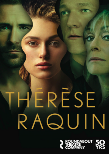 Therese Raquin Magnet