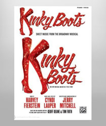 Kinky Boots Vocal Selections/Sheet Music