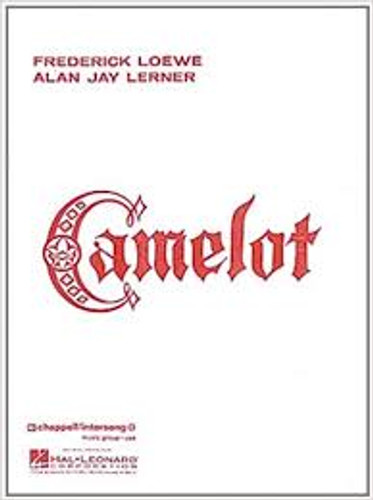 Camelot Vocal Selections/Sheet Music