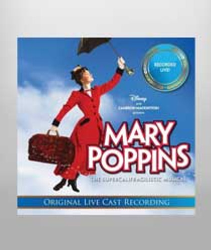 Mary Poppins Cast Recording CD