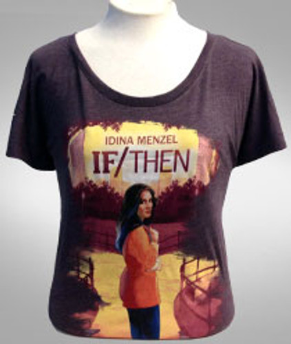 If/Then - Poster Tee - Ladies