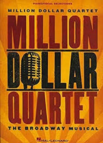 Million Dollar Quartet Vocal Selections/Sheet Music