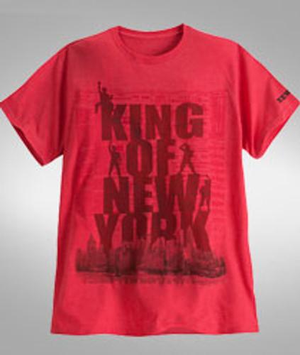Newsies - King of New York Tee - Unisex