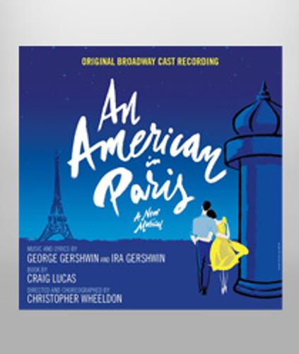 An American in Paris Cast Recording CD
