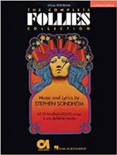 Follies Vocal Selections/Sheet Music
