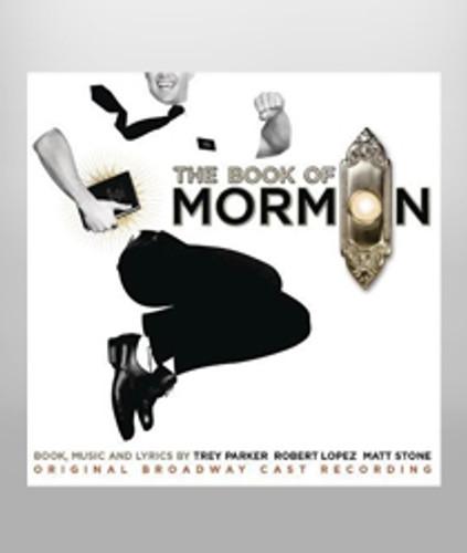 Book of Mormon Cast Recording CD