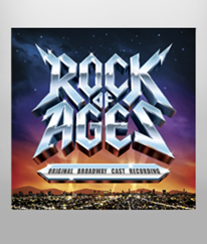 Rock of Ages Cast Recording CD