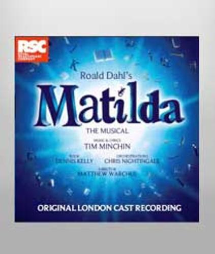 Matilda - Broadway Cast Recording