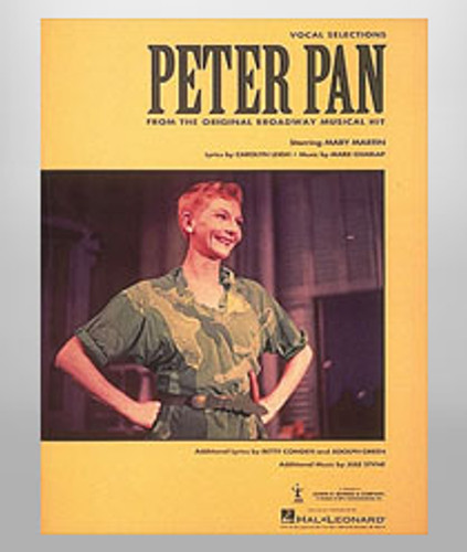 Peter Pan Vocal Selections/Sheet Music