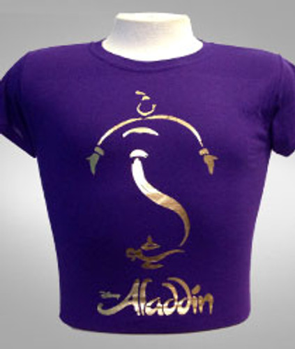 Aladdin Youth Logo Tee