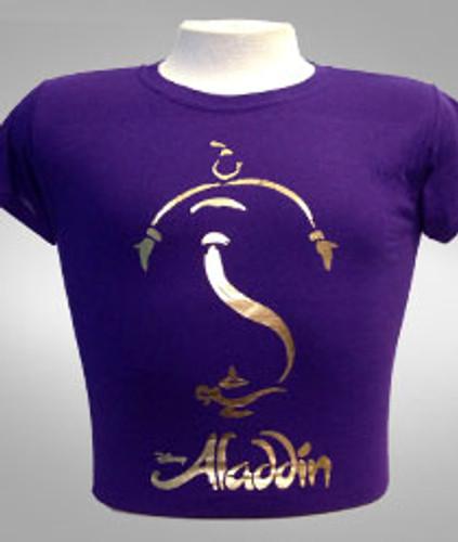 Aladdin Youth Logo Tee