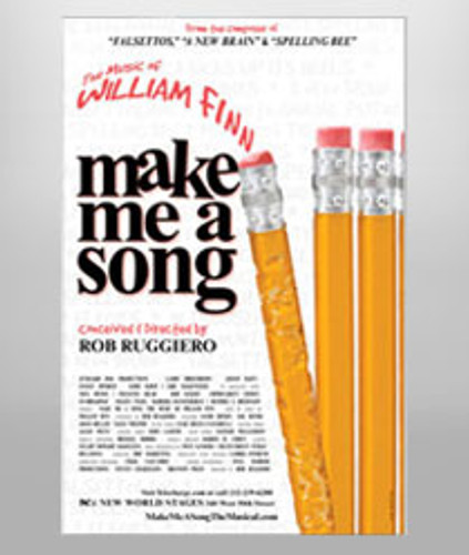 Make Me a Song Poster
