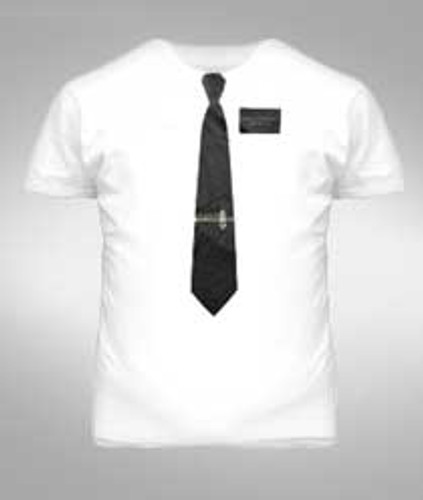 The Book of Mormon Tie Tee - Unisex
