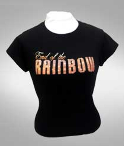 End of the Rainbow Logo Tee - Ladies
