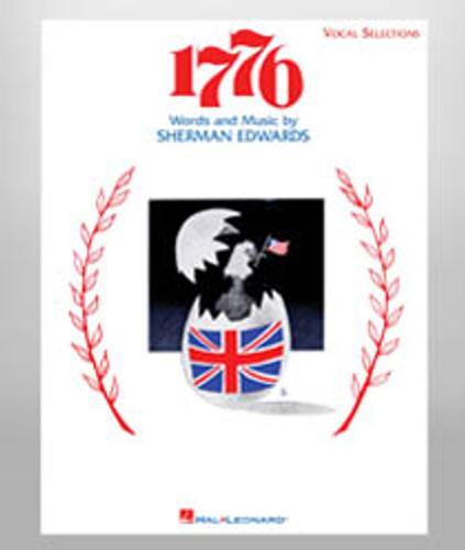 1776 Vocal Selections/Sheet Music
