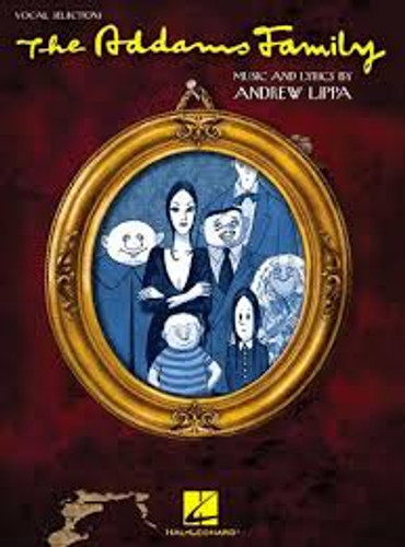 The Addams Family Vocal Selections/Sheet Music