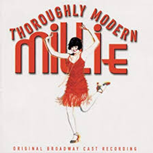 Thoroughly Modern Millie Cast Recording CD