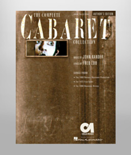 The Complete Cabaret Collection Vocal Selections/Sheet Music