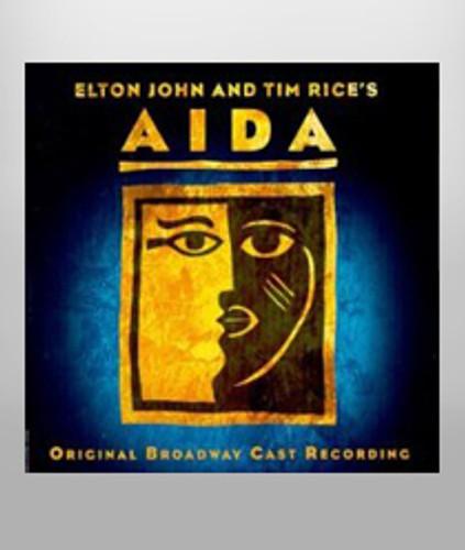 Aida Cast Recording CD