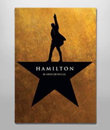 Hamilton Souvenir Program