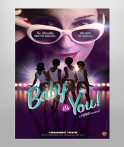 Baby It's You Poster