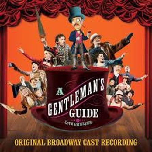 Gentleman's Guide Cast Recording CD