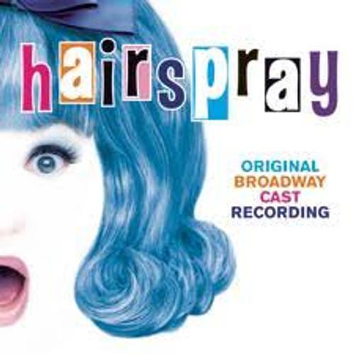 Hairspray Cast Recording CD