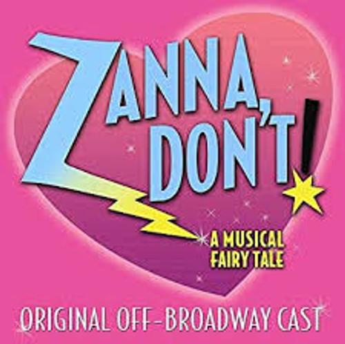 Zanna, Don't! Cast Recording CD