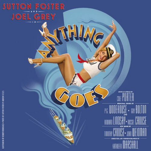 Anything Goes - Revival Cast Recording