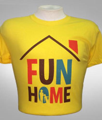 Fun Home Logo Tee - Unisex