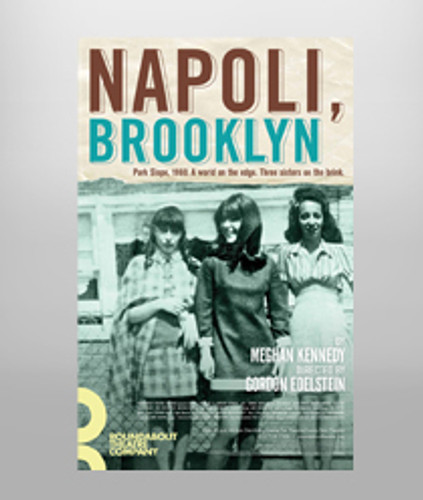 Napoli Brooklyn Poster