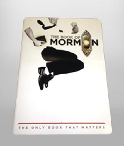 The Book of Mormon Souvenir Program