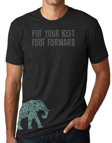 The King and I - Best Foot Forward Tee - Unisex