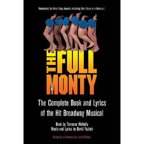 The Full Monty Libretto