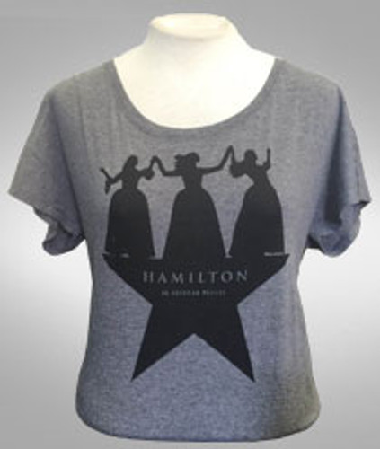 Hamilton Dancing Ladies Dolman