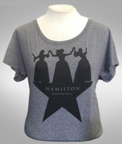 Hamilton Dancing Ladies Dolman