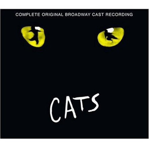 Cats (OBC) Cast Recording CD